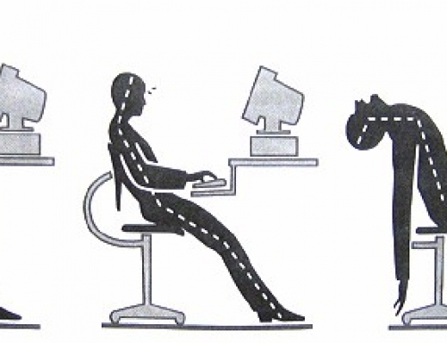 Ergonomics, or how to sit without sitting